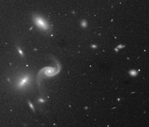 Student Lesson – Types of Galaxies Worksheet